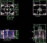 0003 - 1992 - Bases moldes de inyección