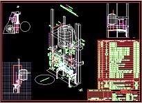 0026 - 1994 - Intercambiador de calor de aceite montaje