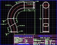 0029 - 1995 - Bomba de Concreto CIFA KZ26 Codo 6